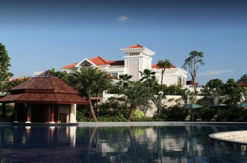 Dongguan – Goodview Hotel